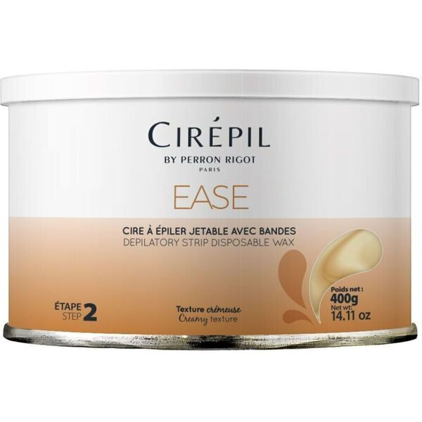 Ease Strip Wax Tin 400 Grams by Cirepil (C-0100)