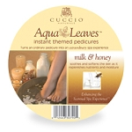 Milk & Honey Aqua Leaves 6 Pack by Cuccio (CUC3079)