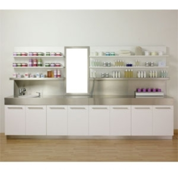 Treatment Room Package 6 Foot by Amber Products (AMBSS952)
