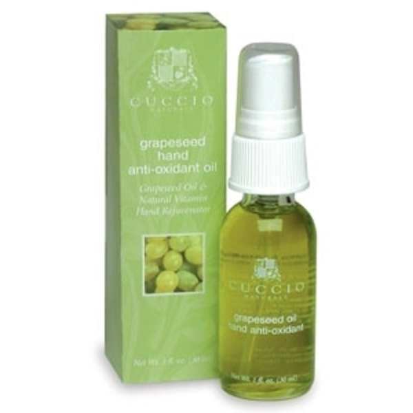 Grapeseed Anti-Oxidant Oil 1 oz. by Cuccio (CUC3005)