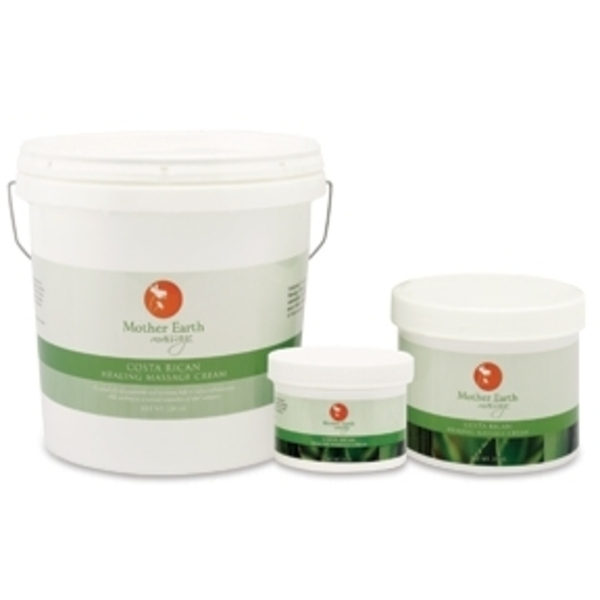 Costa Rican Healing Complex Cream 8 oz.. by Mother Earth (P490)