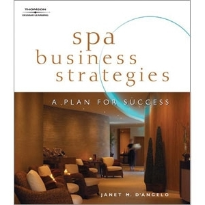 Spa Business Strategies Book (TL28)