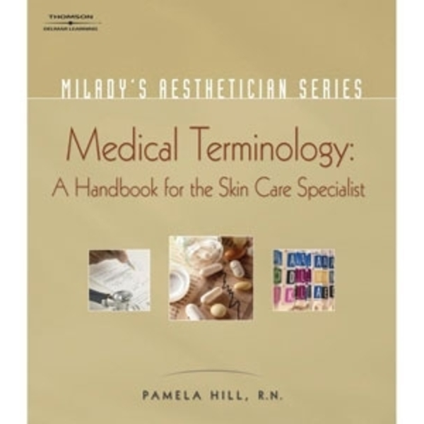 Aesthetics Series: Medical Terminology Book (TL36)