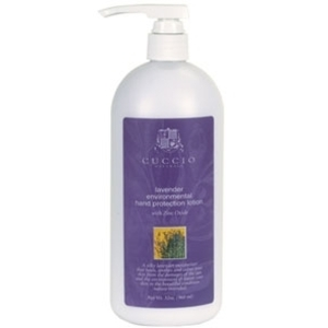 Lavender Hand Protection Lotion 32 oz. by Cuccio (CUC3024)