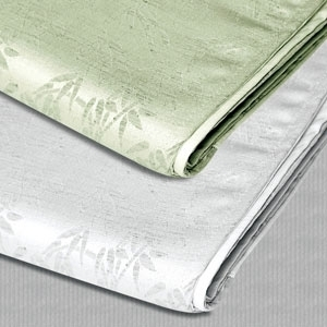 "Microfiber Runner Tea Green 19"" x 73"" by Simon West (MICSRUN)"