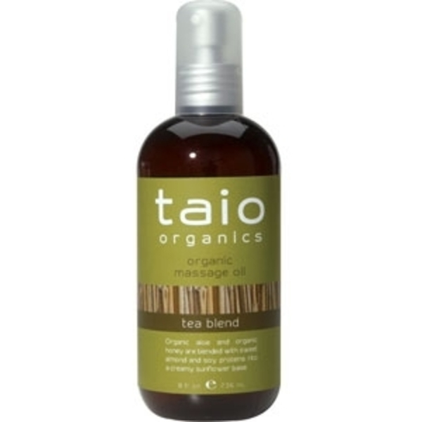 Massage Oil Tea Blend 8 oz. by Taio Organics (TO410-T)