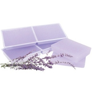 Lavender Paraffin Wax 36 Lbs. by Amber Products (AP168-L)