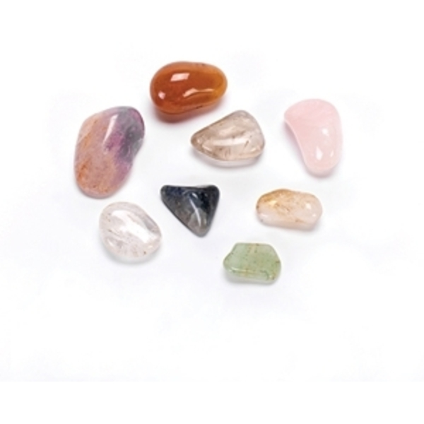 Chakra Set 8 Stones by Taio Organics (TO520)