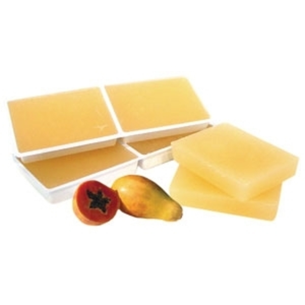 Papaya Paraffin Wax 6 Lbs. by Amber Products (AP171)