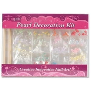 Pearl Decoration Kit Nail Art (8002)
