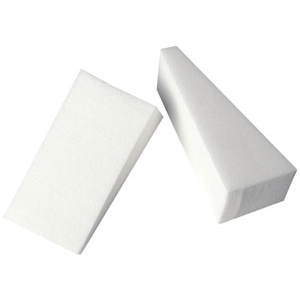 Latex Free Sponge Wedges 24 Pack (SSACS20122)
