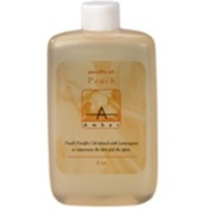Peach Paraffin Oil 4 oz. by Amber Products (AP161)