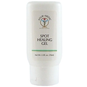 Spot Healing Gel 2.5 oz. by Ayur-Medic Skincare (AM020)