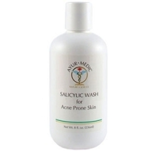 Salicylic Wash 8 oz. by Ayur-Medic Skincare (AM06R)