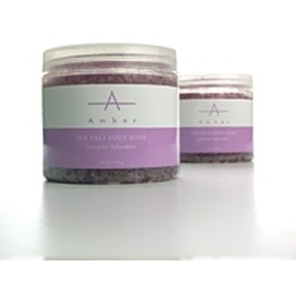 Lavender Aphrodisia Pedicure Treatment Kit by Amber Products (AP203)