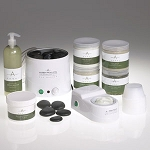 Green Tea Mint Pedicure Treatment Kit by Amber Products (AP202)