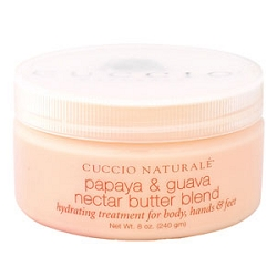 Papaya & Guava Nectar Butter 32 oz. by Cuccio (CUC3090)