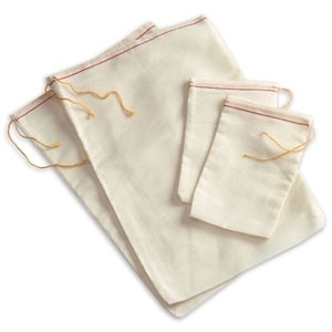 14 Lb. Muslin Bags Set of 10 (PP397)