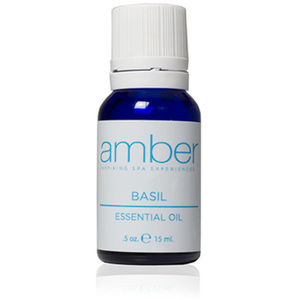 Sweet Basil Essential Oil 15 mL. by Amber Products (AMB528)