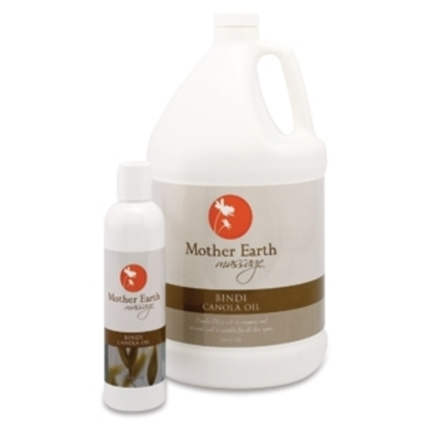 Bindi Canola Oil 8 oz. by Mother Earth (P426)