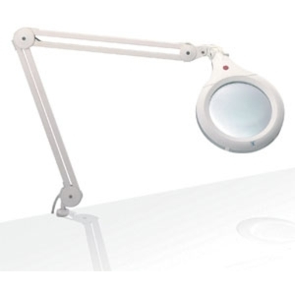 Ultra Slim 3D Mag Lamp With Clamp (DL22020)