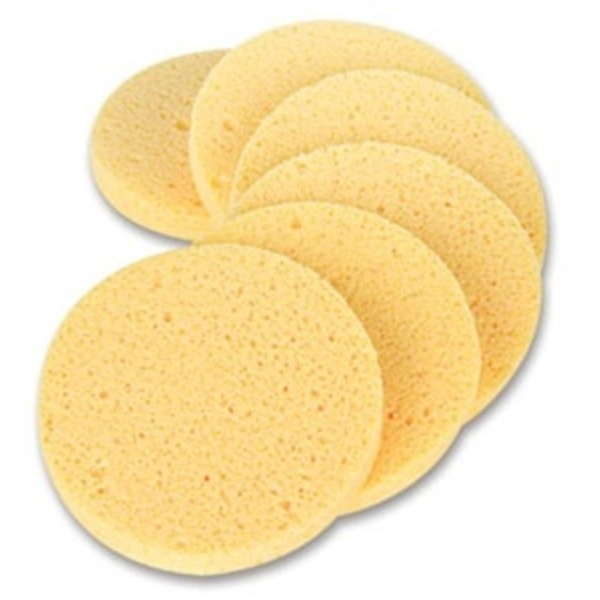 Facial Sponges 500 Pack (SSACS202001)