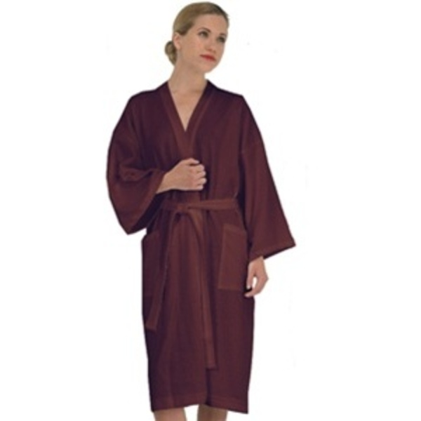 Waffle Weave Unisex Robe Small by Canyon Rose (BD634)