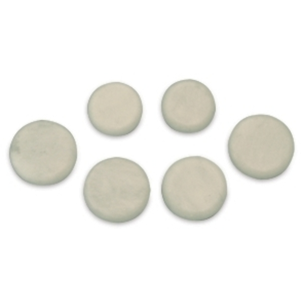 Effleurage Set 6 Pieces by T.I.R. Massage Stone (TSMK6BE)
