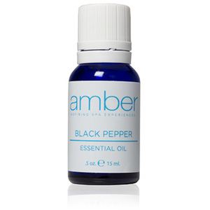 Black Pepper Essential Oil 15 mL by Amber Products (AMB558)