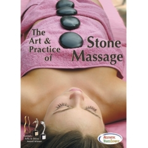 The Art & Practice of Stone Massage DVD (AVSM1D)