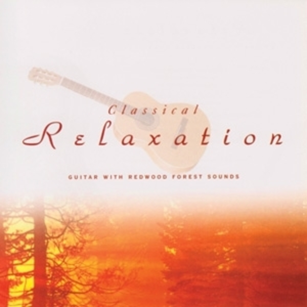 Classical Relaxation-Guitar CD (CD-CRG)