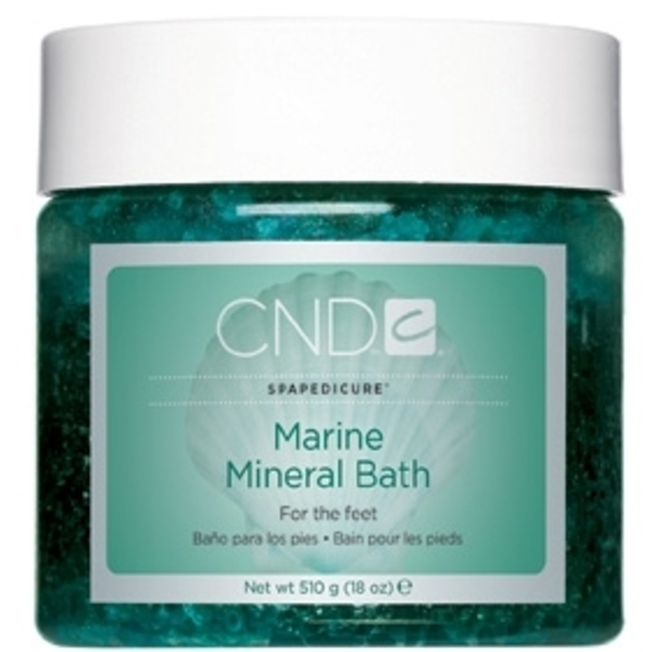 Marine Mineral Bath 18 oz. by CND (CN09321)