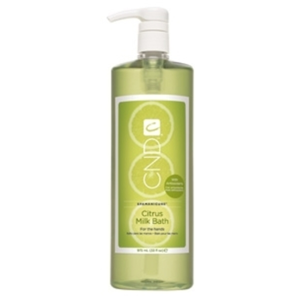 Citrus Milk Bath 33 oz. by CND (CN09432)