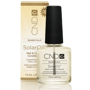 Solar Oil 0.25 oz 12 Pack by CND (CN13003)