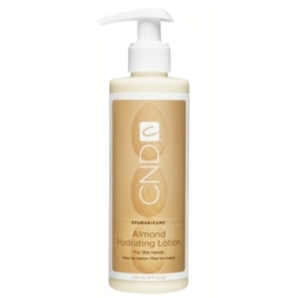 Almond Hydrating Lotion 8 oz. by CND (CN14184)