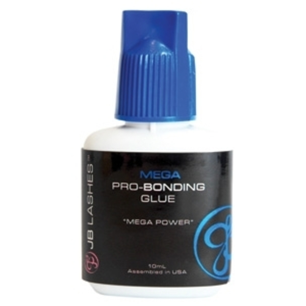 Mega Pro-Bonding Glue - Blue Cap 10 mL. by JB Cosmetics (JBG1017)