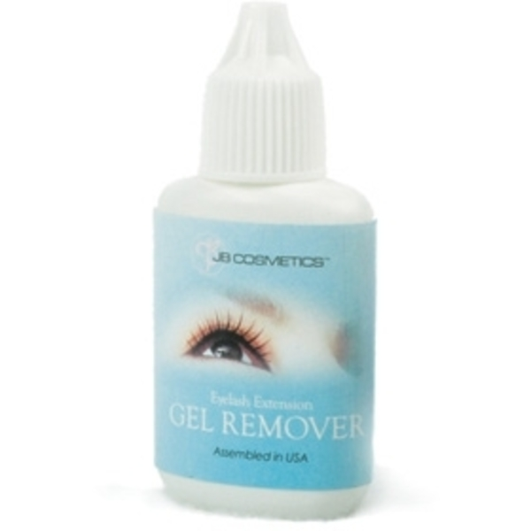 Pro-Grade Gel Remover 20 mL. by JB Cosmetics (JBG2011)
