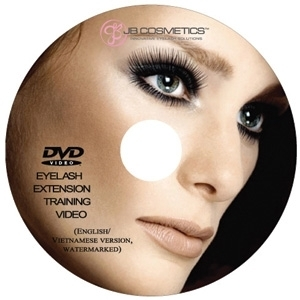 Eyelash Extension DVD by JB Cosmetics (JBTD100)