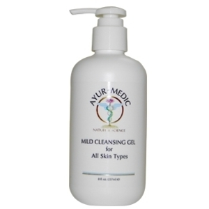 Mild Cleansing Gel 8 oz. (AMA87)