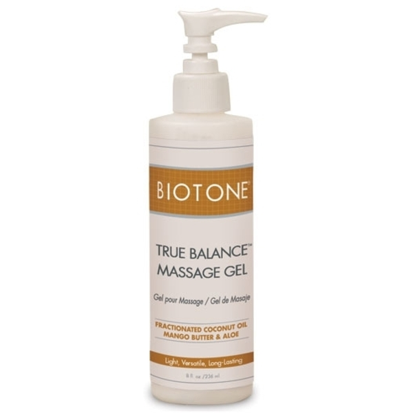 True Balance Massage Gel 8 oz. with Pump (BITBM8)