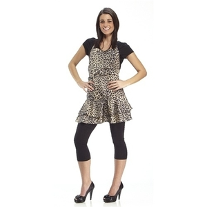 The Frill Haircutting Apron - Purrrfect (BL8045)