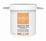 Epillyss Sensitive Skin Lukewarm Wax 16 oz. (ELB1053)