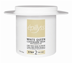 Epillyss White Queen Lukewarm Wax 16 oz. (ELB1054)