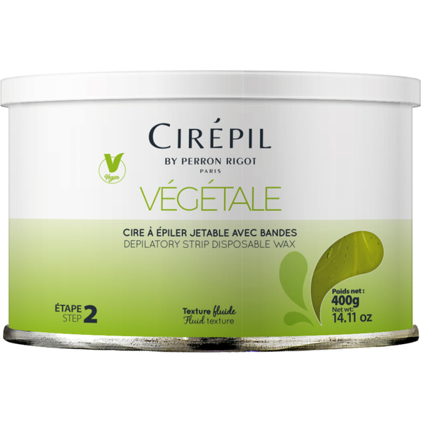 Vegetale Strip Wax Tin 400 Gram (C-9403)
