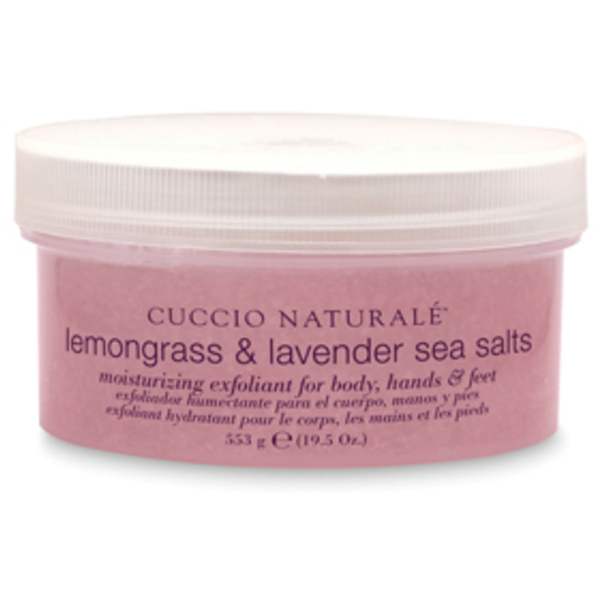 Lemongrass & Lavender Sea Salt 19.5 oz (CUC3194)
