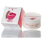 Bubalina Body Sugar Scrub Cranberry Brown Sugar (BUBCB02)