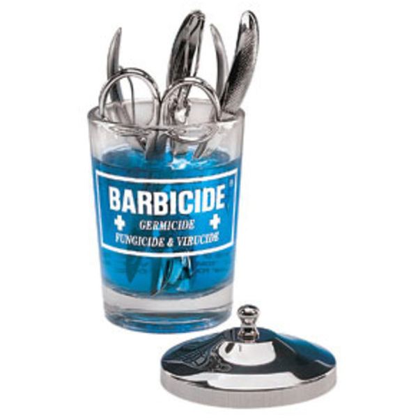 Barbicide Jar-Small Manicure (KR50410)