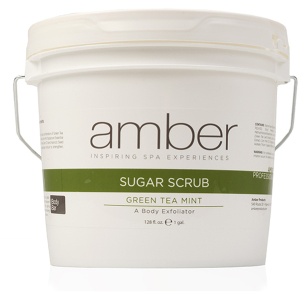 Sugar Scrub - Green Tea Mint 128 oz. (722-GT)