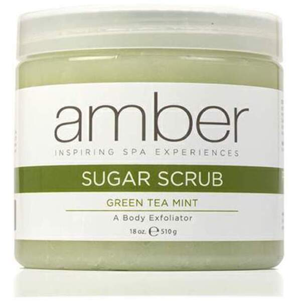 Sugar Scrub - Green Tea Mint 18 oz. (722-GTS)