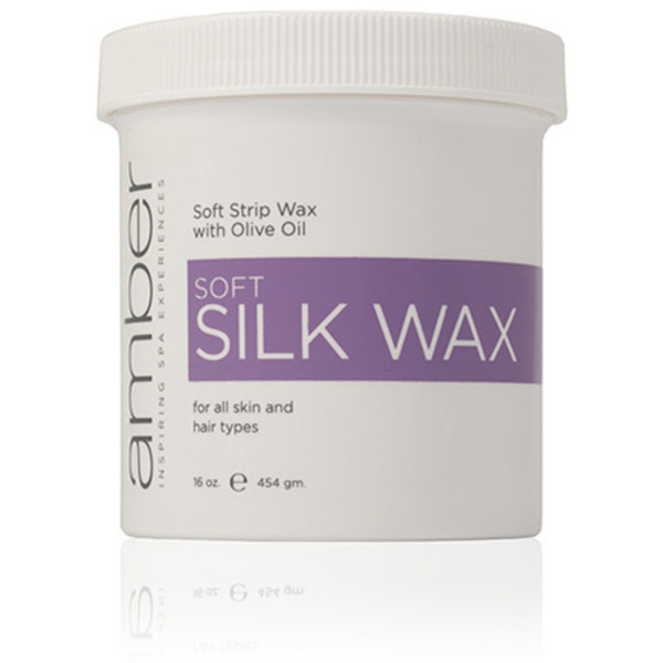 Soft Silk Wax 16 oz. Jar (82)